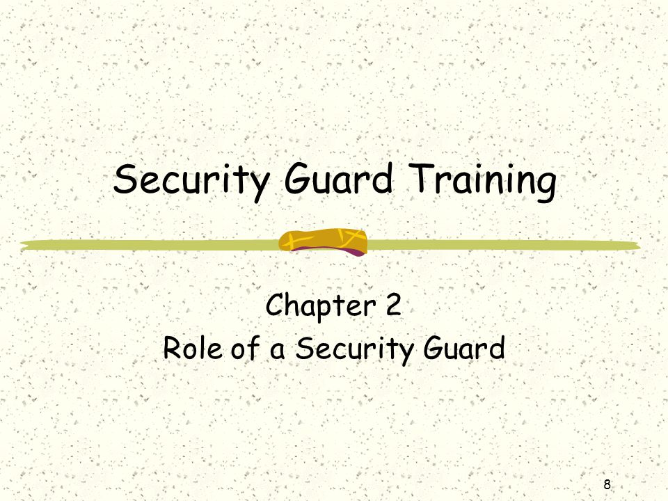how to become a security guard in ny