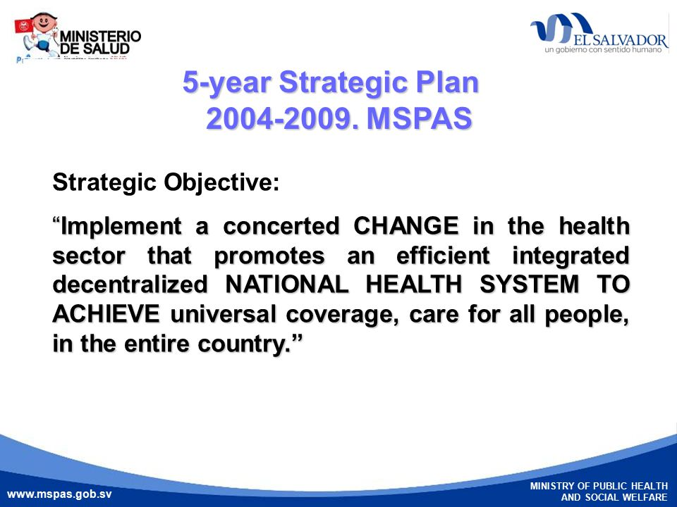 a proposal to effectively implement change in the health care system Challenges to policy implementation: an examination of an integrated health care delivery system demonstration project kaitlin a roh macalester college, rohkaitlin@gmailcom health care system through demonstration projects the principles and goals of.