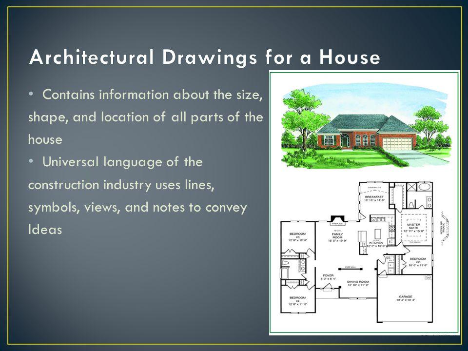 Understanding house plans ppt download for Understanding blueprints