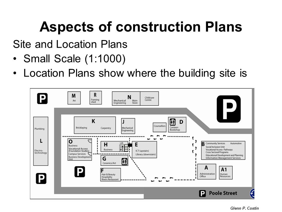Cpccbc 4012a read and interpret plans and specifications for How to read construction site plans