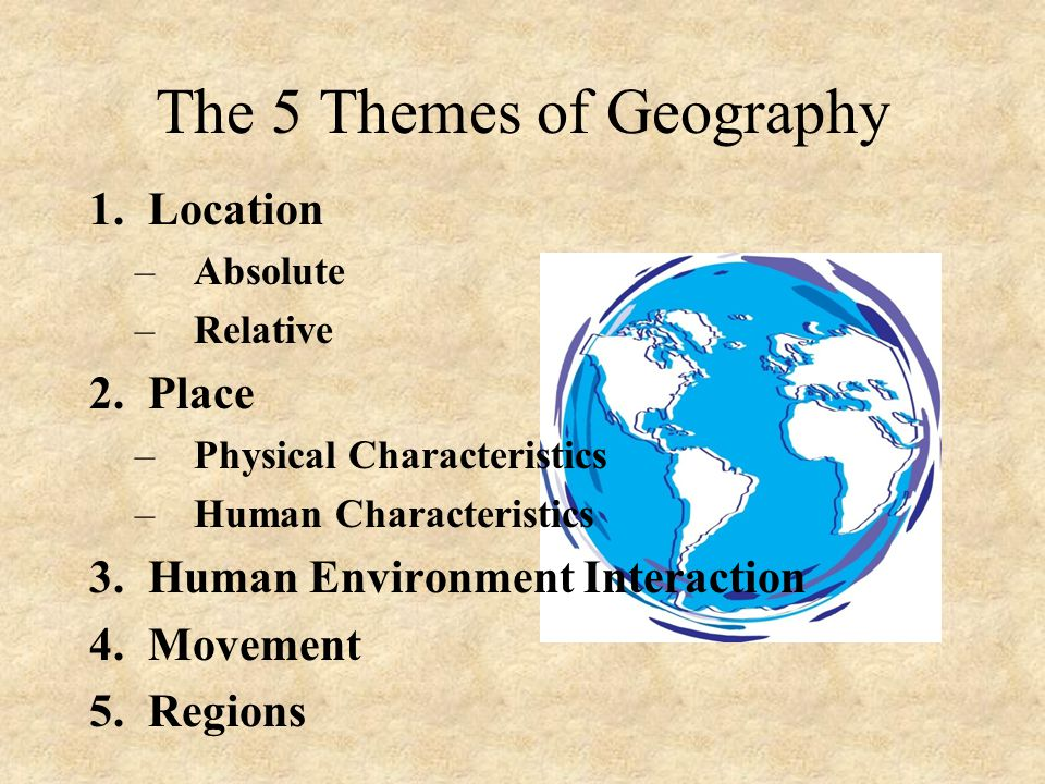 5 themes of geography poland Five themes of geography search this site home austria france  it is located below the north sea and it is between poland and  it has a varied geography.