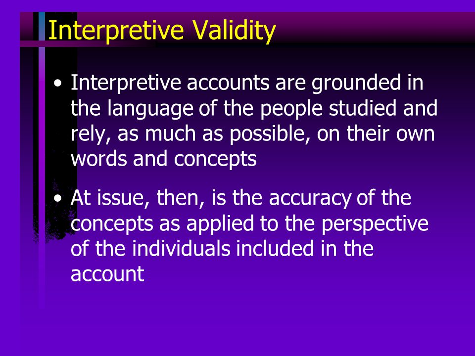 validity in qualitative research pdf