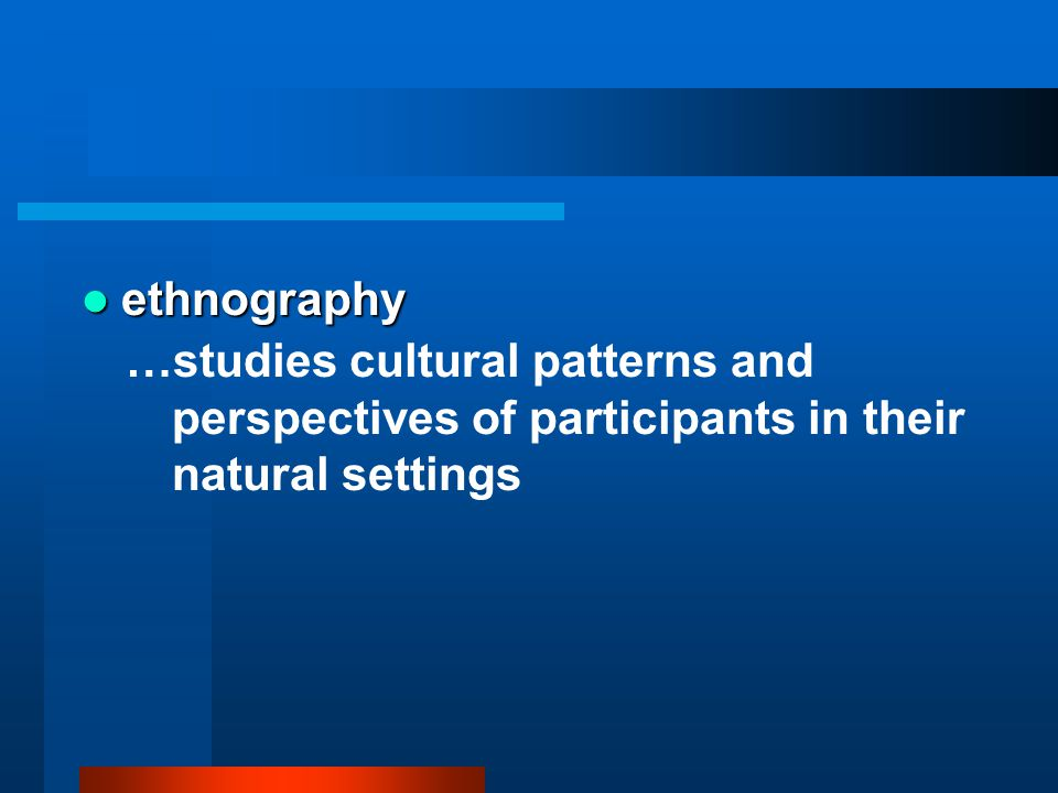 Ethnomethodology And Symbolic Interaction Perspectives Differ In