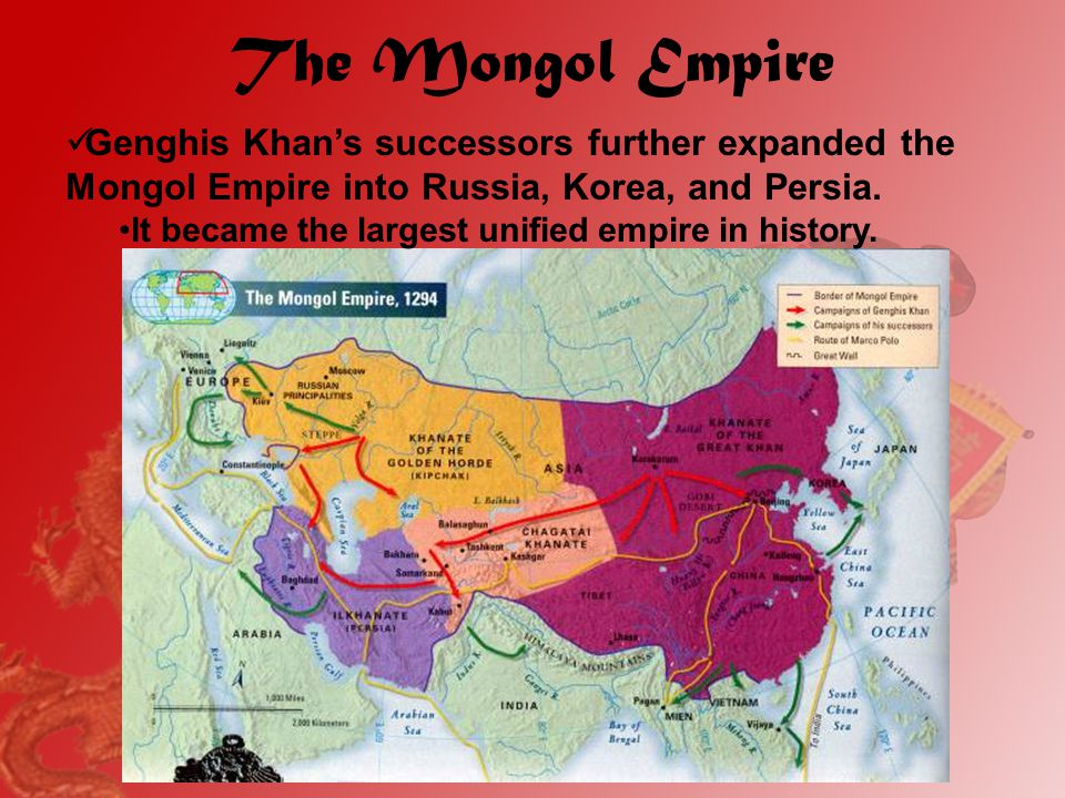 a look into the mongols civilization Traditionally all people beyond the great wall were barbarians to the chinese,  but some  as the world civilisation, and now this civilisation was at the mercy of  people they viewed as barbarians  these people looked different  the  chinese could not break out, the mongols could not break in.