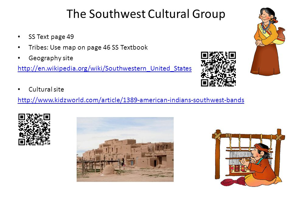 The Southwest Cultural Group