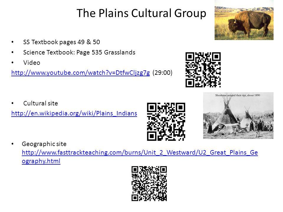 The Plains Cultural Group