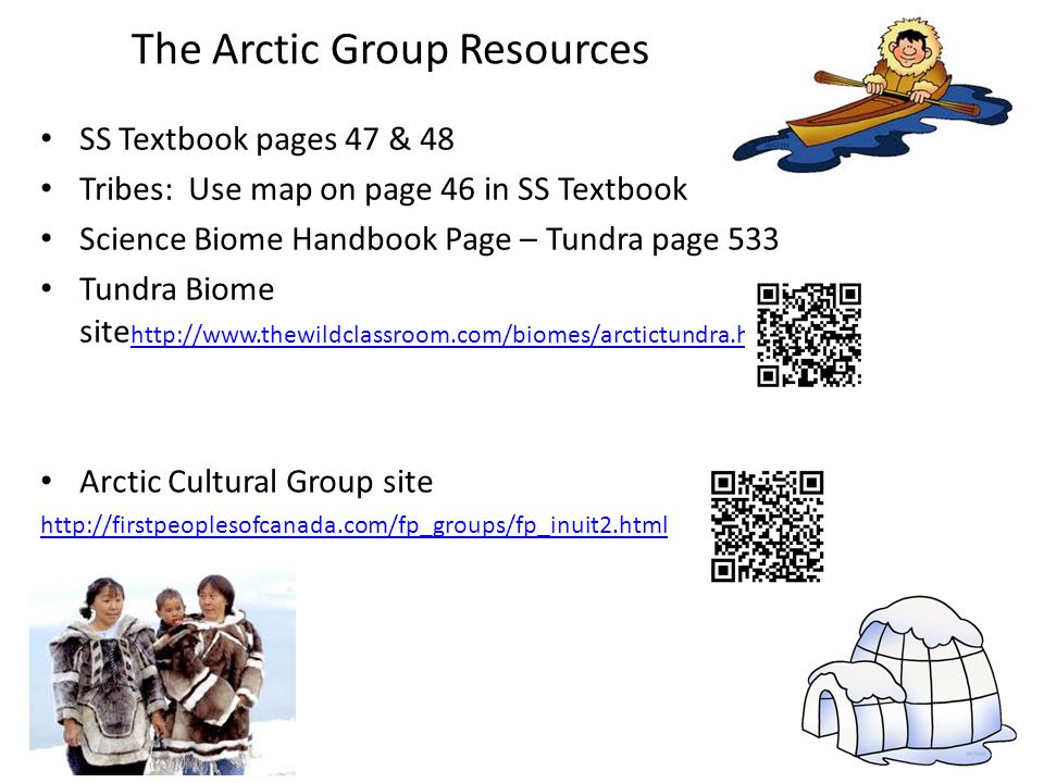 The Arctic Group Resources
