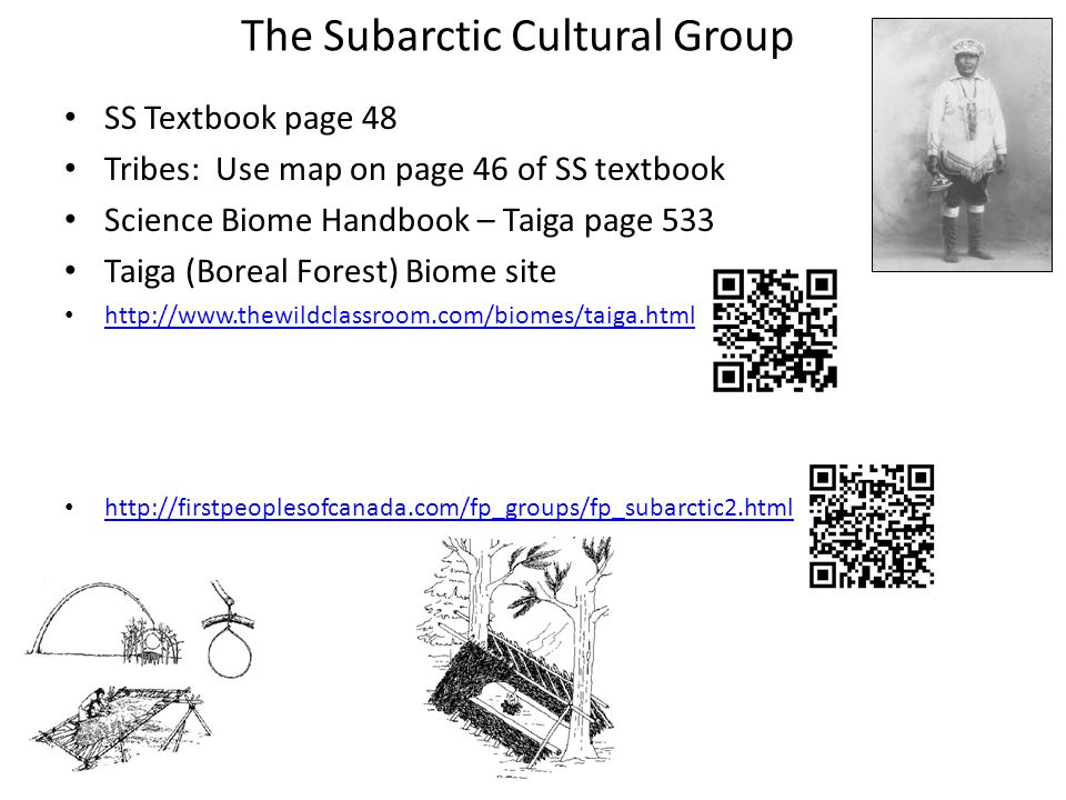 The Subarctic Cultural Group