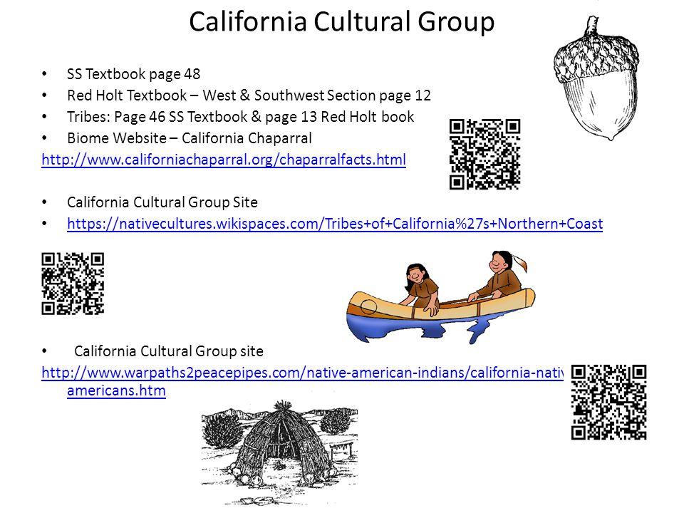 California Cultural Group