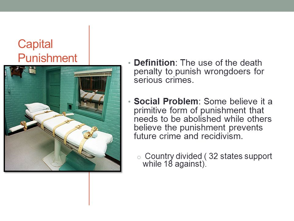 capital punishment prevents future murders essay Capital punishment -- pro essaysthesis statement: although the opponents of capital punishment believe this to be immoral and non-productive, advocates of capital punishment have proven this.
