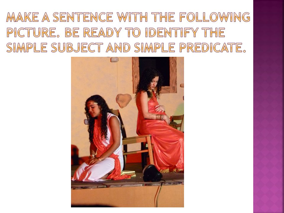 Make a sentence with the following picture