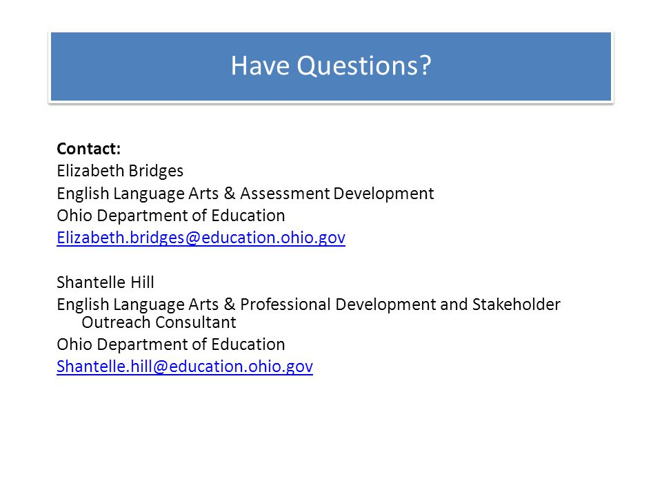 Ohio Department Of Education Lesson Plan Template Choice Image