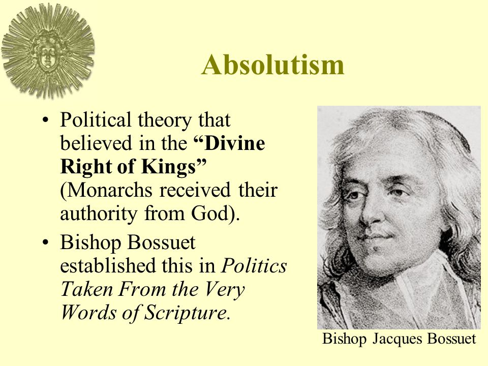 an essay on absolutism jean bodin and bishop bossuet An essay on absolutism jean bodin and bishop bossuet will an essay on absolutism jean bodin and bishop bossuet especially the writing of.