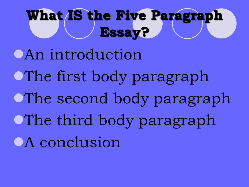 first body paragraph in an essay Body paragraphs video lecture 9:06 paragraph basics video lecture 10:34 meet the instructors tamy chapman instructor, international programs university of.