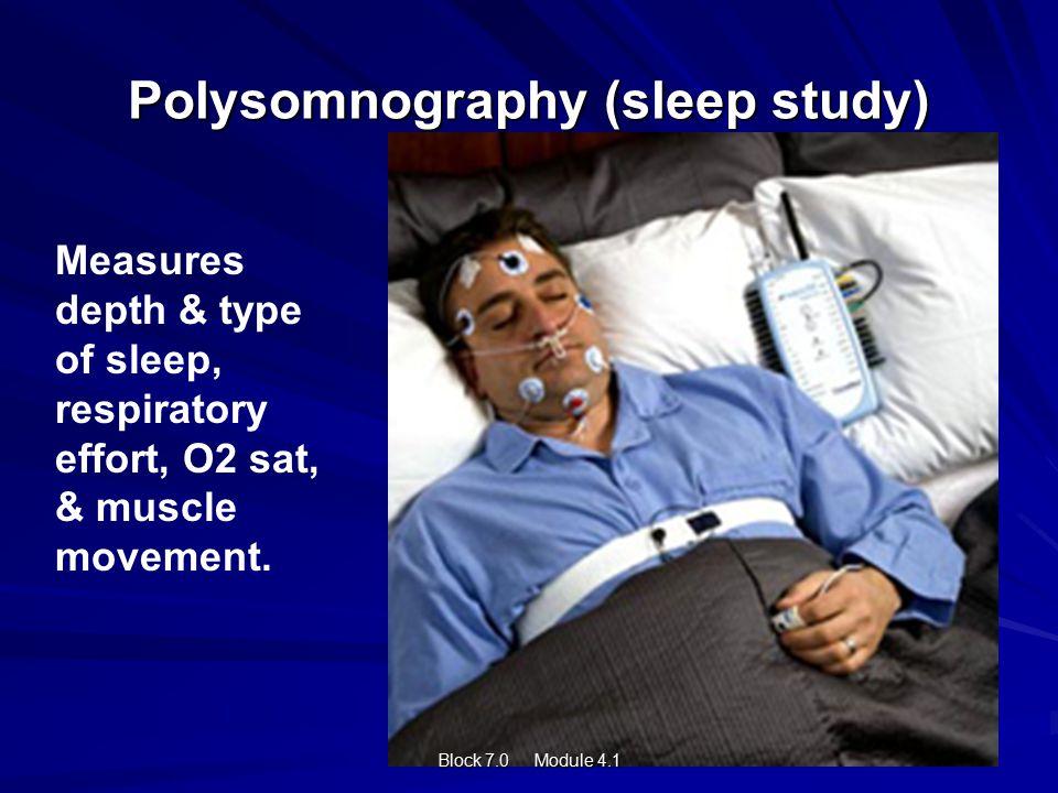 Types of Sleep Studies | Advanced Sleep Medicine Services ...