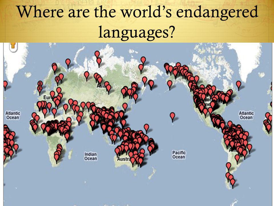 Endangered And Extinct Languages Ppt Video Online Download - Extinct languages