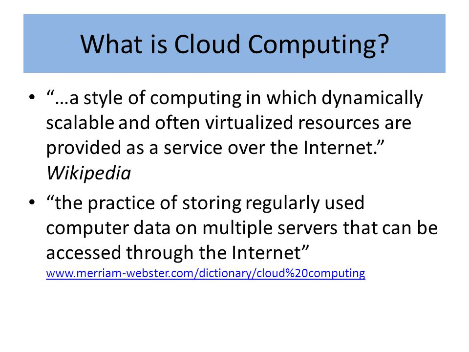 what is cloud computing pdf download