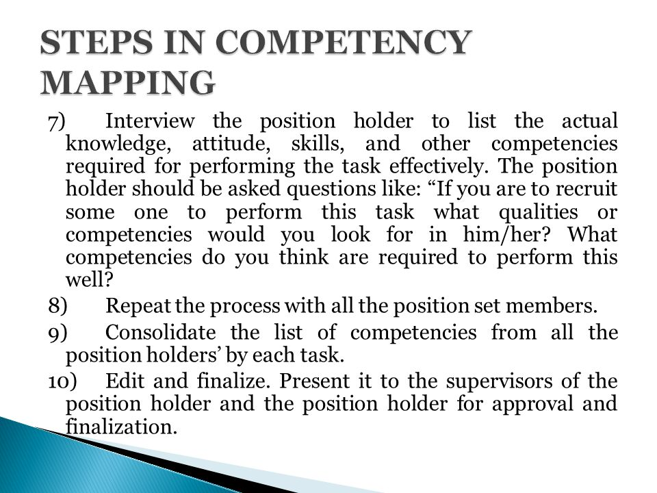 list of the competencies required Chapter 3 the core competencies needed for health care professionals addressing the challenges outlined in chapter 2 will require profound changes in how health systems are designed at the heart of such systems are the skilled health care professionals without whom such a redesign could not take place.