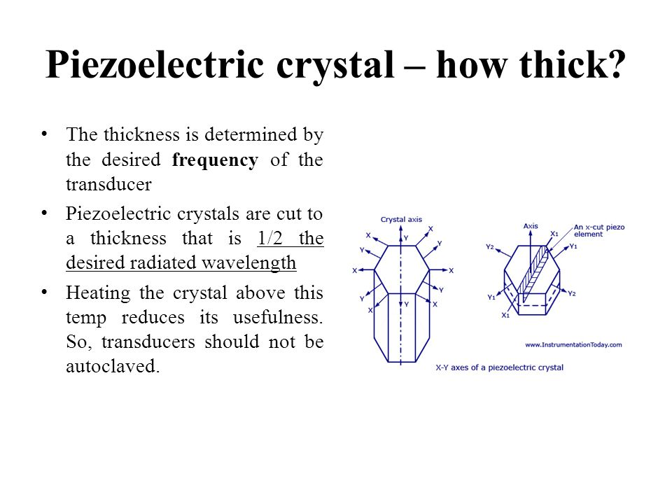 piezoelectric crystal Purchase applications of piezoelectric quartz crystal microbalances, volume 7 -  1st edition print book & e-book isbn 9780444422774, 9780444596482.