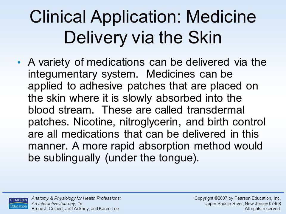 Moderno Describe The Anatomy And Physiology Of Healthy Skin Ideas ...
