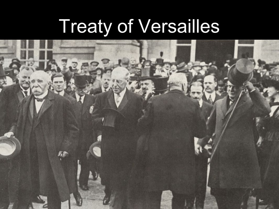 article 231 of the treaty of Directions: use the following excerpts from the treaty of versailles as a resource  in  article 231: the allied and associated governments affirm and germany.