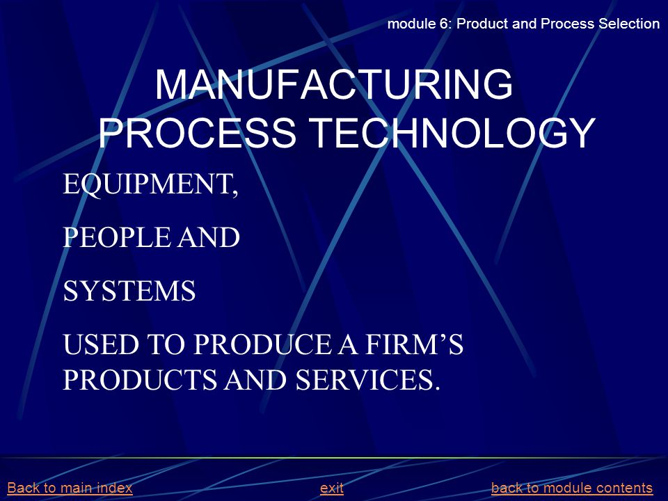 manufacturing process technology and management in Apms 2014: advances in production management systems innovative and  knowledge-based production management in a global-local world pp 288-295 .