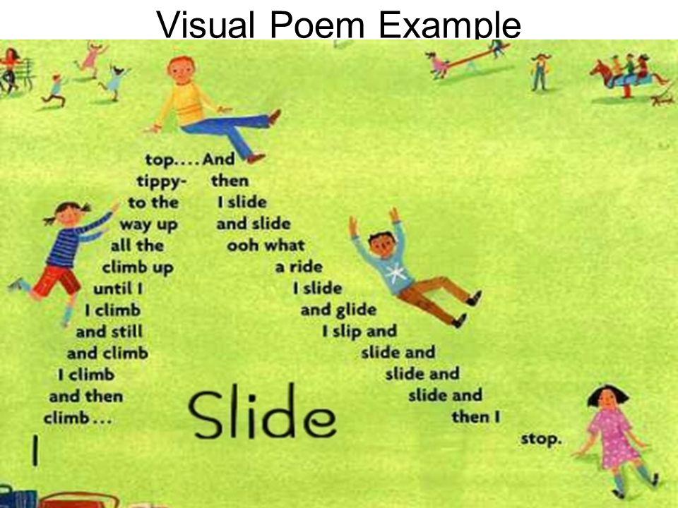 Visual Poem Example