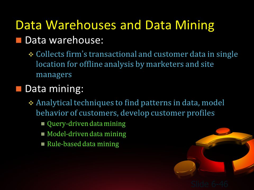 Dating sites data mine