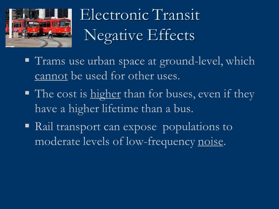 negative effects of technology essay