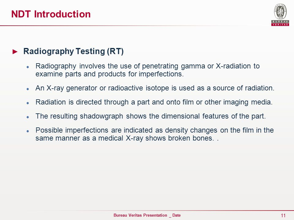 Ppt Radiography Ndt Powerpoint Presentation Free To