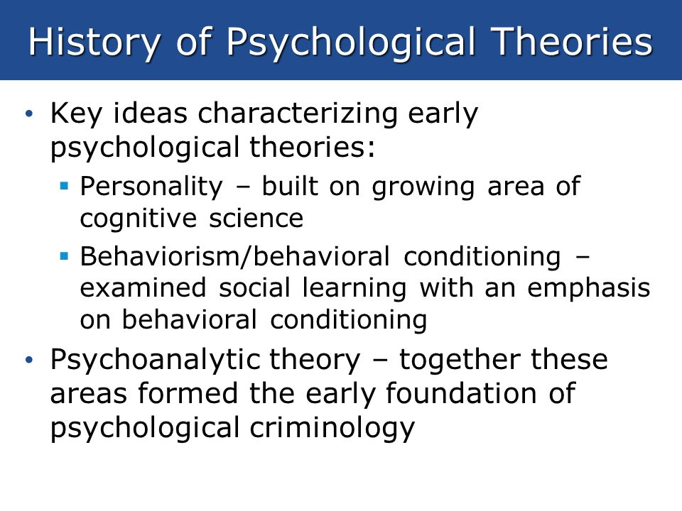 history of criminological thought Research designs history of criminological thought topics crime do not that to another which  and criminal justice 1 the historical development of criminological .