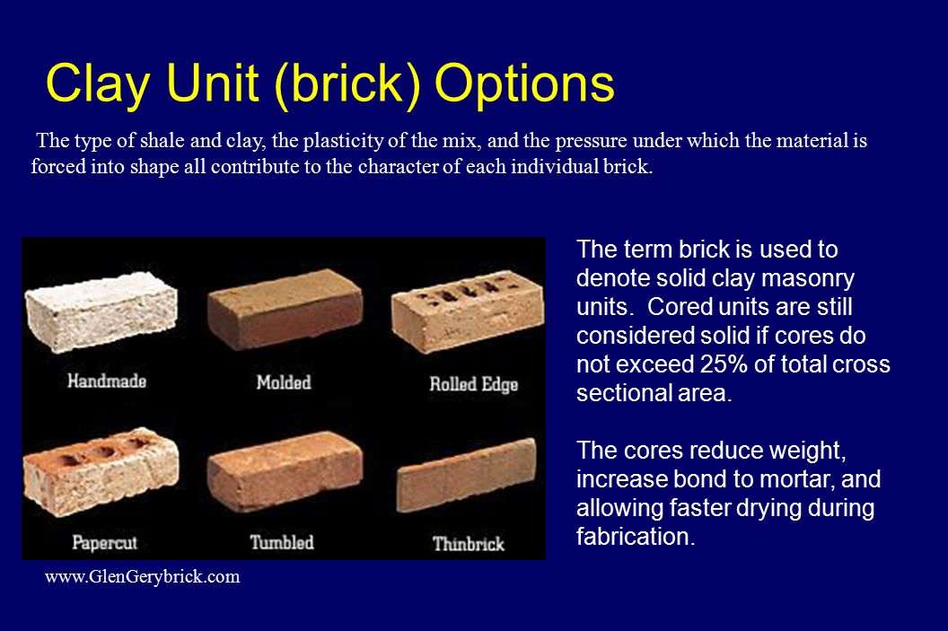 Masonry Materials Ppt Video Online Download
