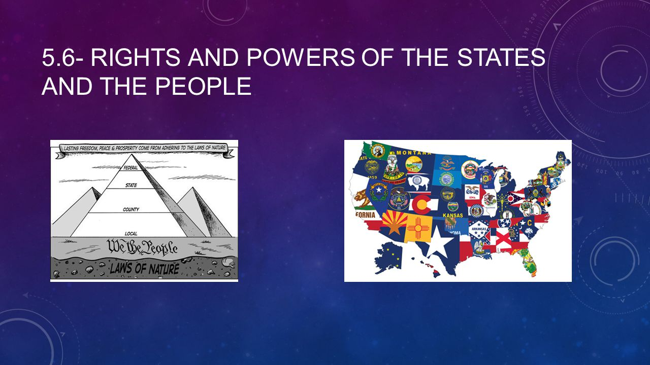 Chapter 5 - The bill of Rights and civil liberties - ppt ...