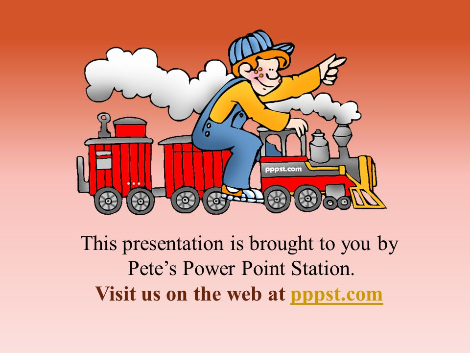 pppst  Petes Power Point Station  A Collection of FREE
