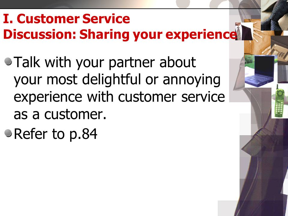 Delightful dating customer service