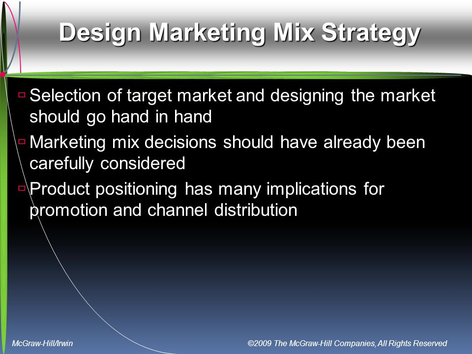 marketing mix and its implications What is globalisation  implications for marketers and marketing  globalisation cannot remove the aspects of the marketing mix that are set to remain.