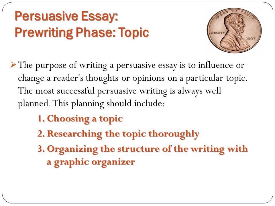 essay steps process