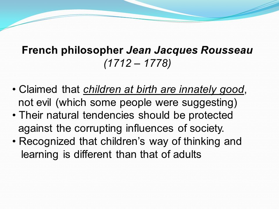 Social Contract according to Locke, Hobbes and Rousseau