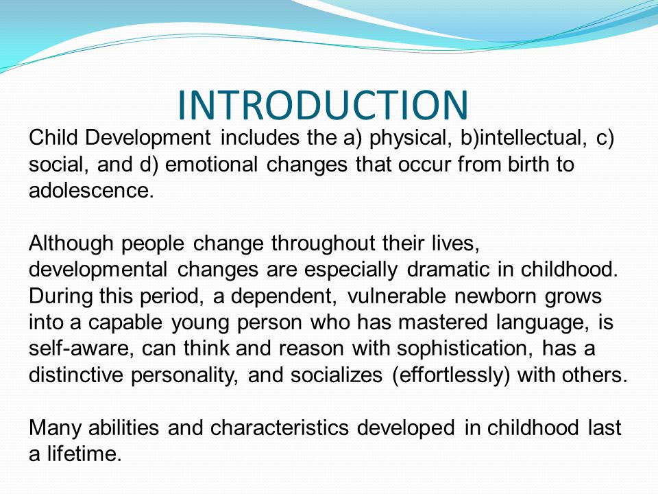 unit 2 introduction to personal development Children & young peoples workforce level 2 course, accredited online learning   unit 9: introduction to personal development in health, social care or children's .