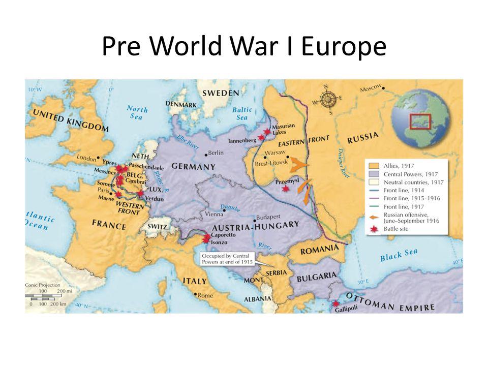 Us history bellwork write spi ppt video online download 5 pre world war i europe gumiabroncs Images
