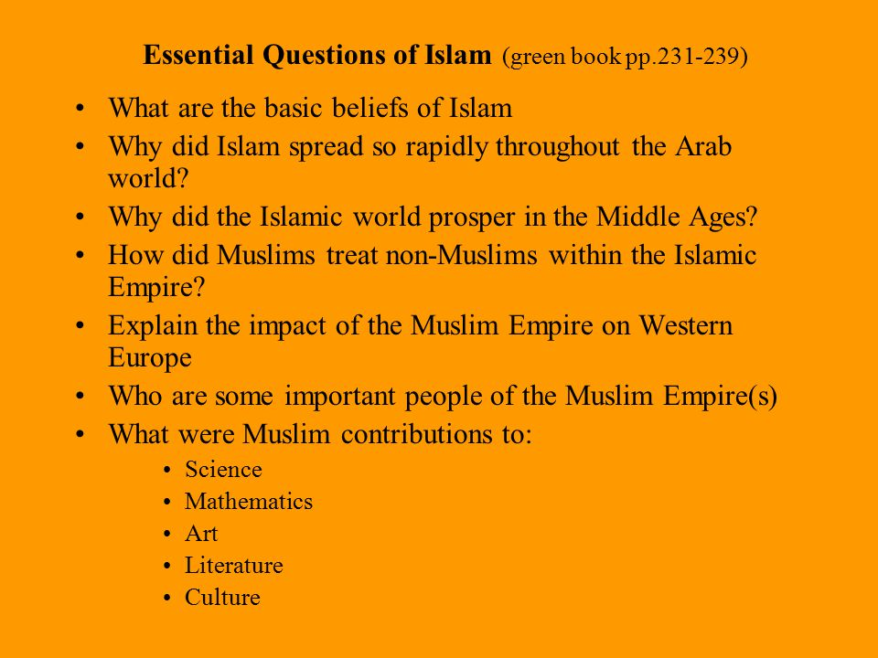 How and why did Islam spread quickly from the Arabian Peninsula