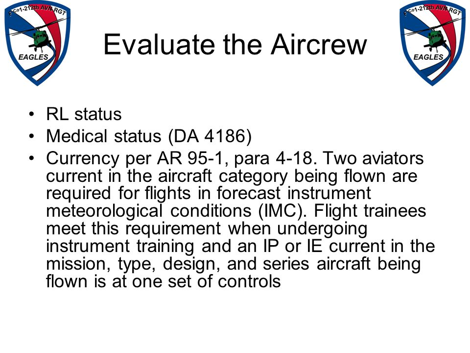 Instrument Academic Refresher Aviation Regiment UH60 IPC/MOI - ppt ...