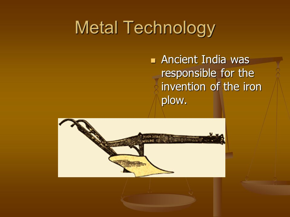 ancient india technology essay This short essay traces the development of art in ancient india and different art forms in ancient india.