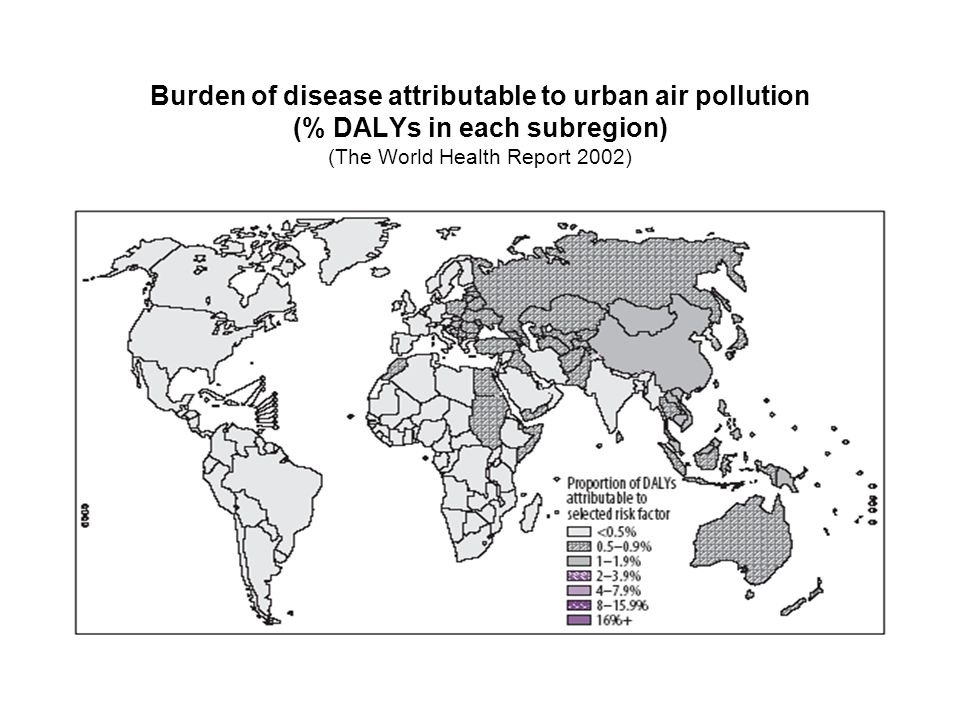 an overview of the contribution of air pollution to disease Air borne and water borne diseases  an airborne disease is caused by droplets of pathogens which are expelled into the air by coughing, sneezing or talking the relevant pathogens may be viruses, bacteria, or fungimany common infections can spread by airborne transmission are tuberculosis, influenza, small pox.