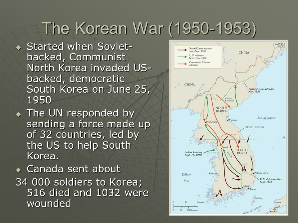 a history of the 1950 invasion of korea by the communist north corea North korea's invasion of south korea conflict between communist and non-communist forces in korea from june 25, 1950  history of the korean.