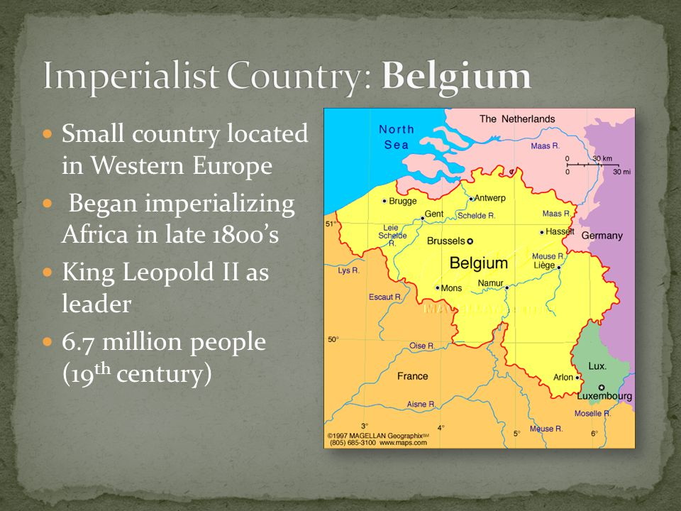 the causes of the 19th century european imperialism in africa Imperialism in the 19th century the desire of power and security for the military were also causes for imperialism the impact of european imperialism in africa.