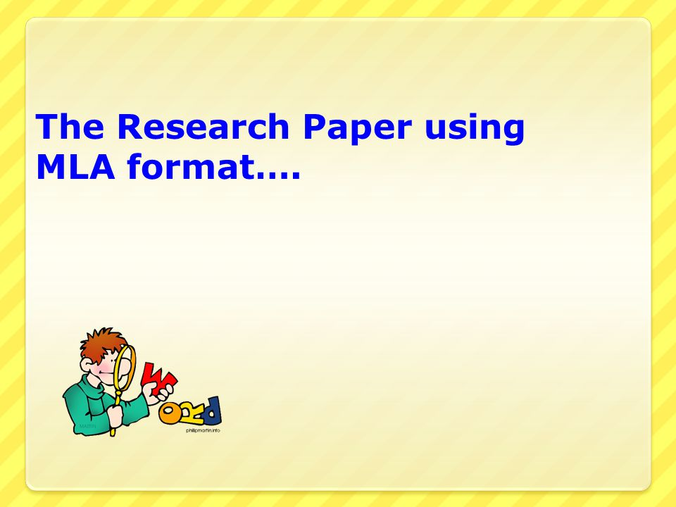 research papers single or double spaced