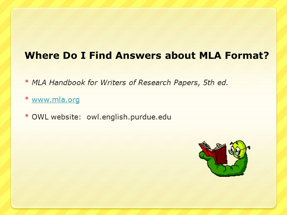 mla essay format conclusion The modern language association or the mla writing format is used commonly when writing papers in the liberal arts and humanities field.