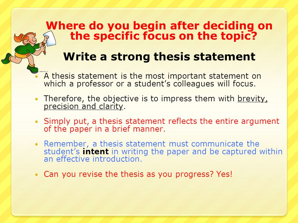 writing a thesis statement for a reaction paper Handy-dandy guide to writing a reaction paper supporting ideas in the piece you're writing about • _the author's thesis statement.