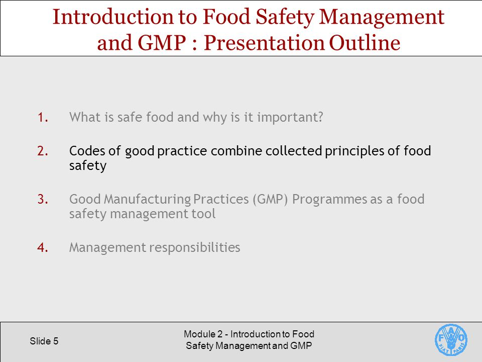 Why Quality Food Safety Supervisor Training Is Important